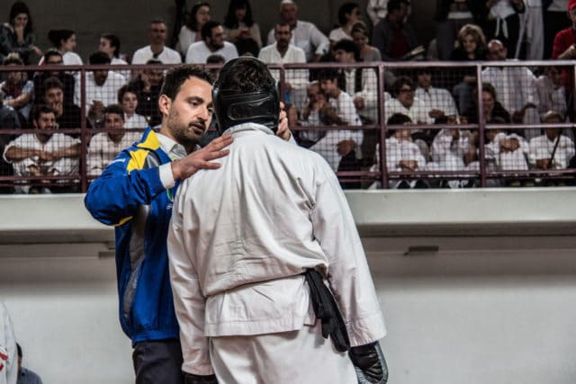 Insegnante Giacomo Lucarini