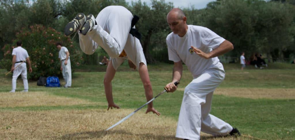 Kung Fu Prato Scuola Chang