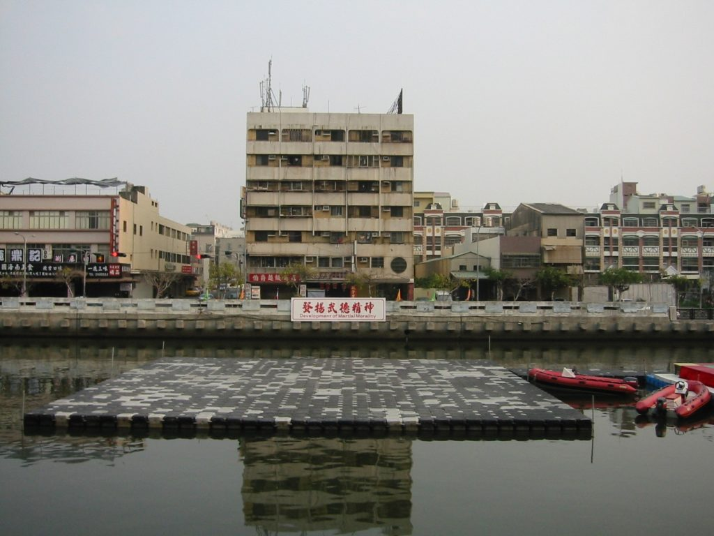 Leitai - Campionati Mondiali di Kung Fu - Taiwan 2004