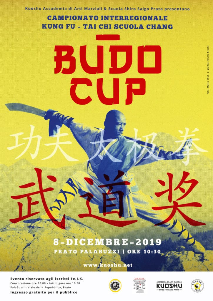 Budo Cup | Prato 2019