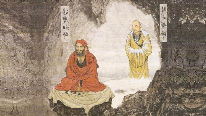 Bodhidarma e Monaci Shaolin Shaolin