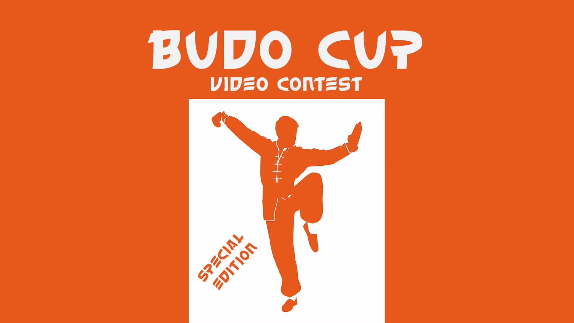 Budo Cup Video Contest